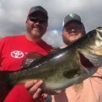 Double Bass Fishing Adventure while Florida Fishing Lake Okeechobee