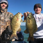 Fall Smallmouth Fishing Charter
